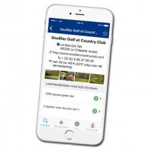 App Golf O Max