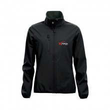 Xperon Softshell jacket - women