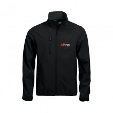Xperon Softshell jack - heren