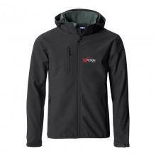 Xperon Softshell 'hoodie' jacket - men