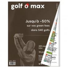 1 boek Golf O Max