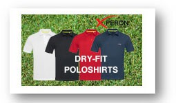 Poloshirts dry-fit